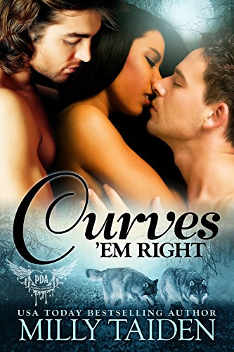 Curves 'em Right (Paranormal Dating Agency Book -