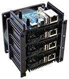 ODROID-MC1 : My Cluster One with 32 CPU Cores and 8GB DRAM