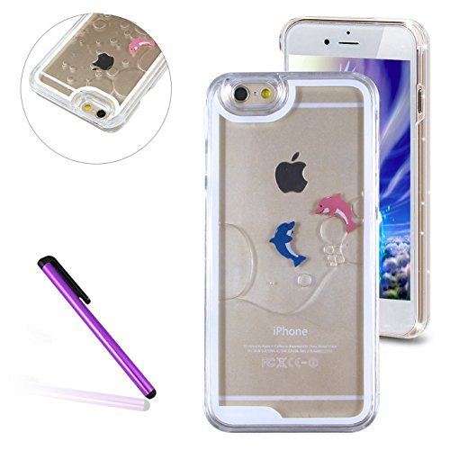 iphone-6-6s-caseemaxeler-3d-solid-color-liquid-luxury-liquid-floating-dolphin-moving-hard-protective
