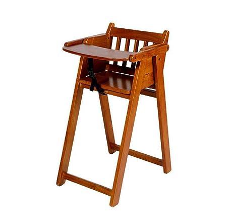 TTrar Silla Plegable portátil Silla Alta para niños de ...