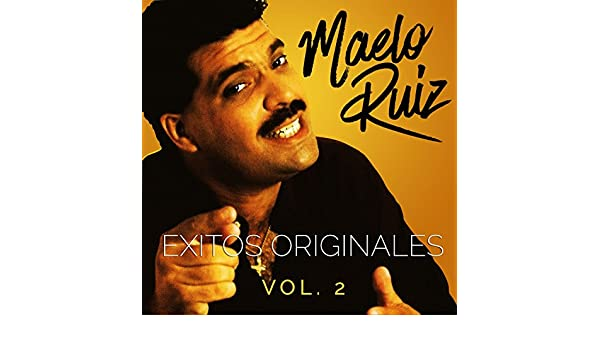 Éxitos Originales, Vol. 2 by Maelo Ruíz & Pedro Conga on Amazon Music - Amazon.com