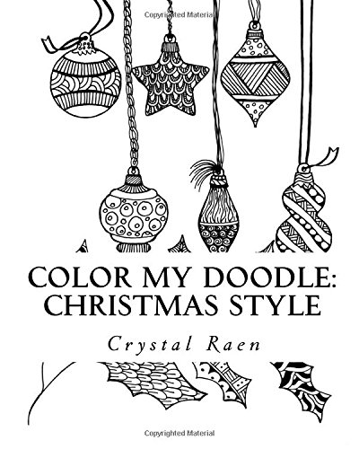 Download Color my Doodle: Christmas Style PDF