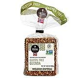 Sigdal Bakeri Gluten Free Sunflower Seeds & Quinoa Wholegrain Crispbread 8.29oz Bags - Pack of 12