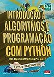 capa de Introdução a Algoritmos e Programação com Python