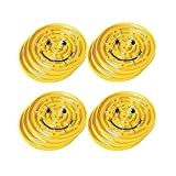 Amscan Fun-Filled Yellow Mini Smiley Maze Puzzles Party Favours, Plastic, 2 3/4