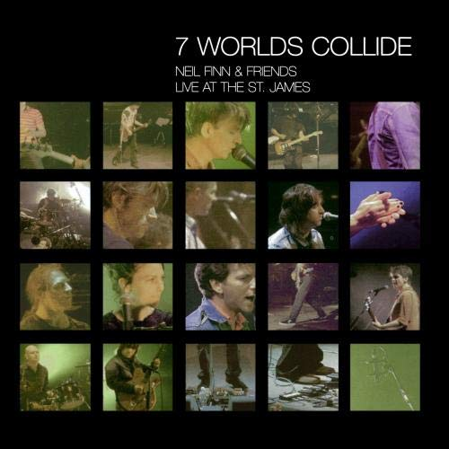 7 Worlds Collide - Live At The St. James