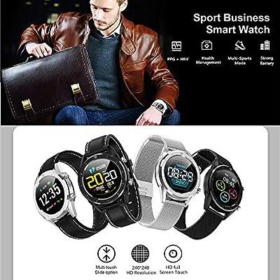 ZUEN Reloj Inteligente Reloj De Pantalla A Color De 1,54 Pulgadas ...