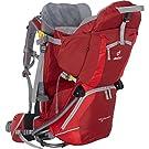 Deuter Kid Comfort II Child Carrier - Cranberry/Fire
