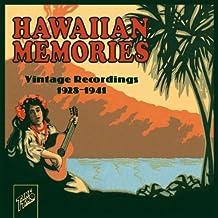 Hawaiian Memories: Vintage 1928-1941