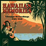 Hawaiian Memories: Vintage Recordings 1928-1941
