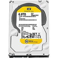 WD SE 6TB Datacenter Hard Disk Drive - 7200 RPM SATA 6 Gb/s 128MB Cache 3.5 Inch - WD6001F9YZ