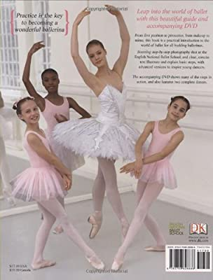 Ballerina: A Step-by-Step Guide to Ballet (Residents of the United States of America)                         (Hardcover)