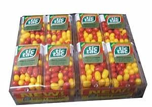 Amazon Com Tic Tac Cherry Passion 24 Count Tic Tacs