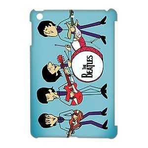 Anime Comic Cartoon The Beatles Ipad Mini Case Cover Ashion Music Theme
