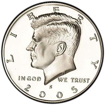 Clad 1993 S Proof John Kennedy Half Dollar Ultra Deep Cameo Combined Shipping