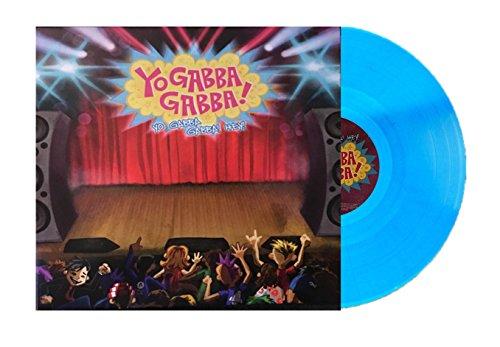 (Yo Gabba Gabba! Hey! Exclusive Blue Colored Vinyl)