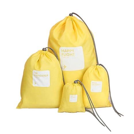 Bolso Impermeable Organizador de maleta almacenaje Bolsos Zapatos Ropa Colada Ropa Interior/Lencería/Maquillaje