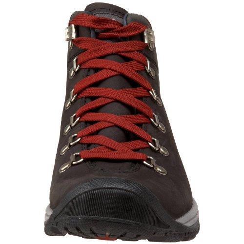 SCARPONCINO UOMO COLUMBIA ESTES BOOT BM2430 (45.1/3, BLACK/COAL)