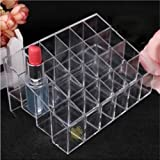 Onwon Transparent Cosmetic Makeup Organizer Clear