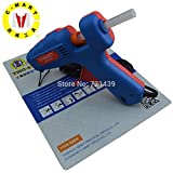 FINCOS C-MART tools40~80W 110-240V Two Step hot melt Glue Gun Professional Mini Electric Heating Hot Melt Glue Gun C0019