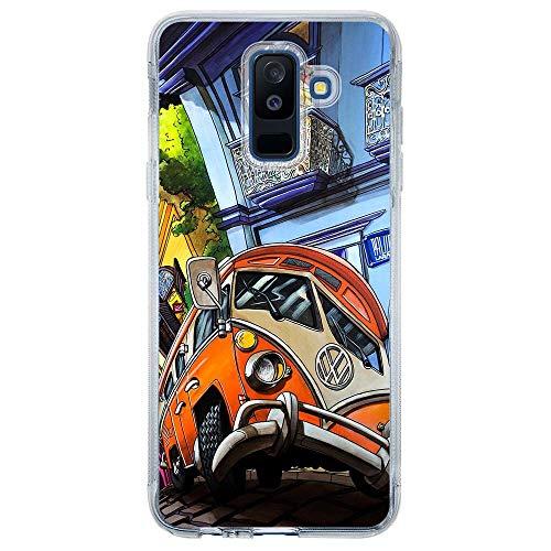 Capa Personalizada Samsung Galaxy A6 Plus A605 Designer - DE31