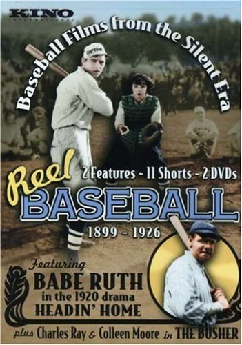 Reel Baseball (The Busher/Heading Home + Shorts) by Kino Lorber films by