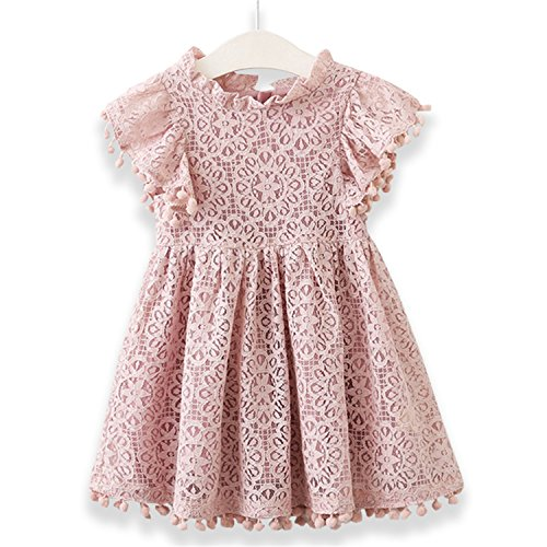 Doris Batchelor Elegant Summer Baby Girls Tassel Hollow