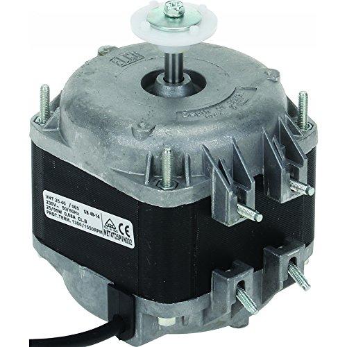 Elco NET4T25PVN002 - Motor de ventilador (25 W): Amazon.es ...