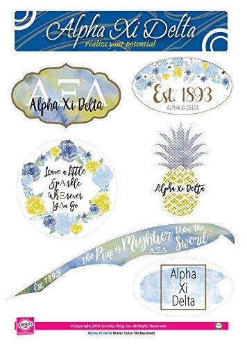 10 best alpha xi delta stickers