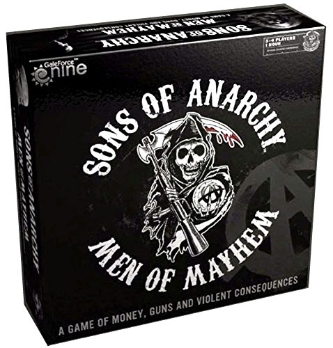 Sons of Anarchy Game