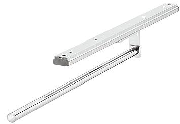 Fantastisch Design Handtuchhalter Ausziehbar Bad U0026 Küchen Schrank Handtuchauszug    Modell H6006 | Chrom Poliert |