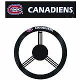 Kyпить NHL Montreal Canadiens Poly-Suede Steering Wheel Cover на Amazon.com
