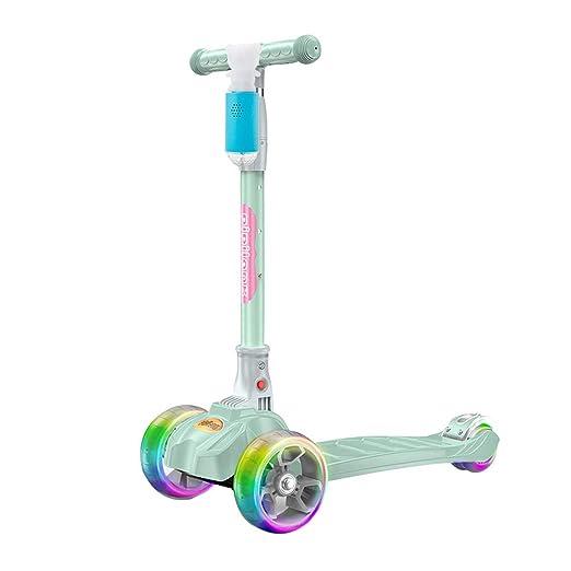 Children scooter Patinete para niños - 1-2-3-6-12 Edad niñas ...
