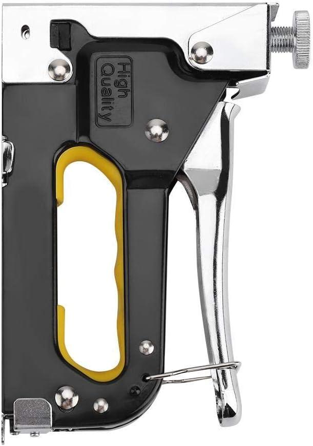 Heavy Duty Nail Staple Furniture Stapler For Wood Door Upholstery Framing  rtsq