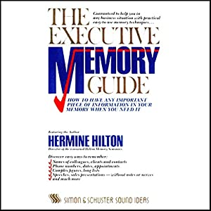 The Executive Memory Guide Audiobook
