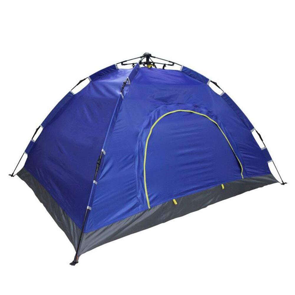 Dall zelte Zelt Automatisches Popup Camping Wasserdicht Sofortig 2 Draussen 2 Sofortig Männer 200  150  110 cm (Farbe   Orange) a2909a