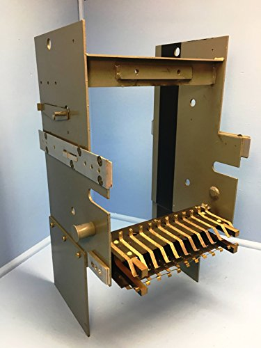 - Cutler-Hammer for 2500 Amp PC Frame Circuit Breaker Cradle Chassis Rack Carriage