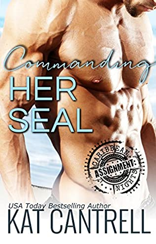 book cover of Commanding Her SEAL