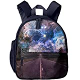 Unknown Galaxy Student Bookbag Shoulders Breathable Teen Schoolchild - Best Reviews Guide