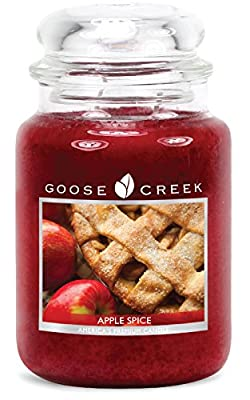 Goose Creek Candles Scented Essential Jar Candle, Top Quality Great Fragrance