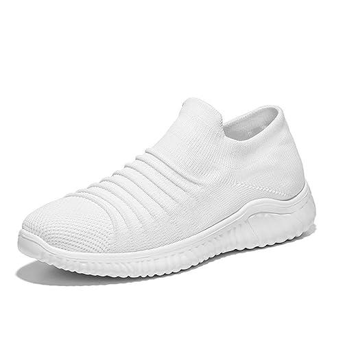 On Air Sottili Corsa Sneakers Uomo Scarpe Mesh Basse Da Slip 6gfy7Yb