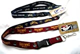 Granny's Best Deals (C) Two Cavaliers Basketball Lanyards Keychains (Two Tone and Blue Styles)-New!