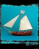 Blood & Plunder: Sloop Ship (Resin)