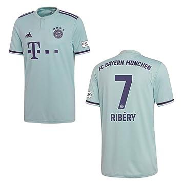 Adidas FCB FC Bayern München Trikot Away Auswärtstrikot 2018