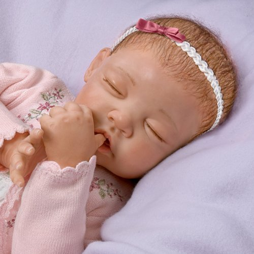 Baby Doll: Sweet Dreams, Little Ava So Truly Real by The Ashton-Drake Galleries by The Ashton-Drake Galleries (Image #1)