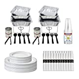 Party Essentials Party Serving Kit - Chafing Kits