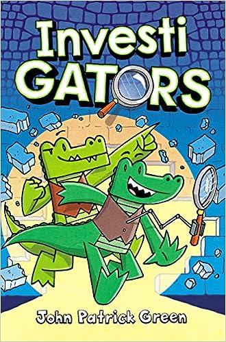 InvestiGators: Amazon.co.uk: Green, John Patrick: Books