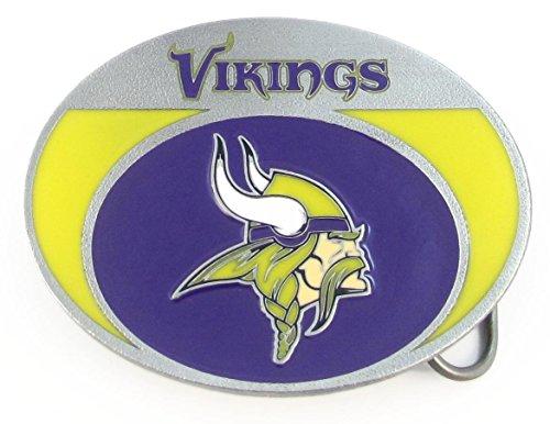 NFL Minnesota Vikings Belt Buckle