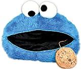 Sesamestreet pillow Cookie monster head