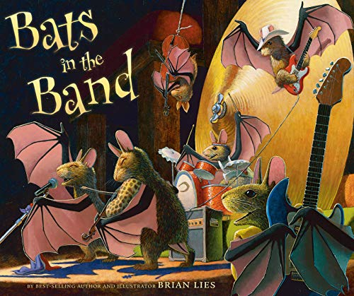 Halloween Symphony Concert (Bats in the Band (A Bat Book))